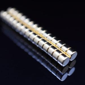 Neodymium-disc-pin-magnet-gold-DMD3H2