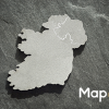 Sample-MapaWall-Steel-world-map