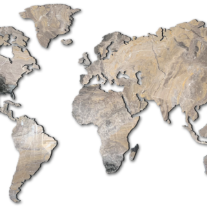 MapaWall-Stone-world-map---marble