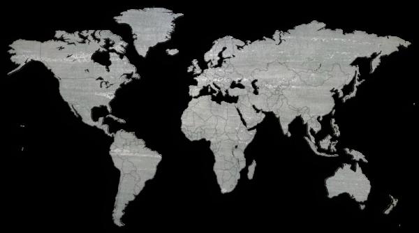 MapaWall-StoneCut-world-map-Green-Lime